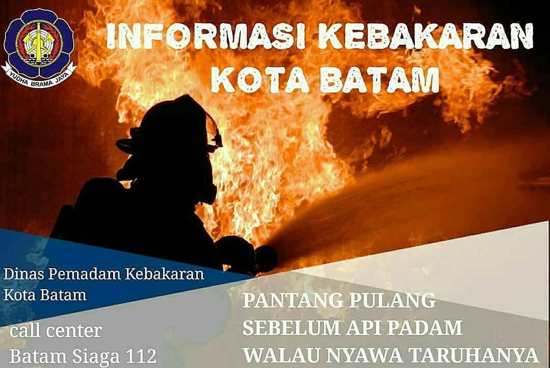Dinas Pemadam Kebakaran Kota Batam