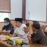 Giat Kadis Hari ini RDP di Komisi I Kantor DPRD Kota Batam