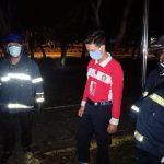 Evakuasi Tawon di Fasum Komp Wijaya Sei Harapan Sekupang